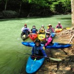 Wolf River Girls Trip